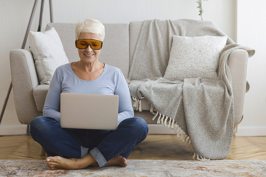 Protect your eye health and overall wellness while indoors quarantined