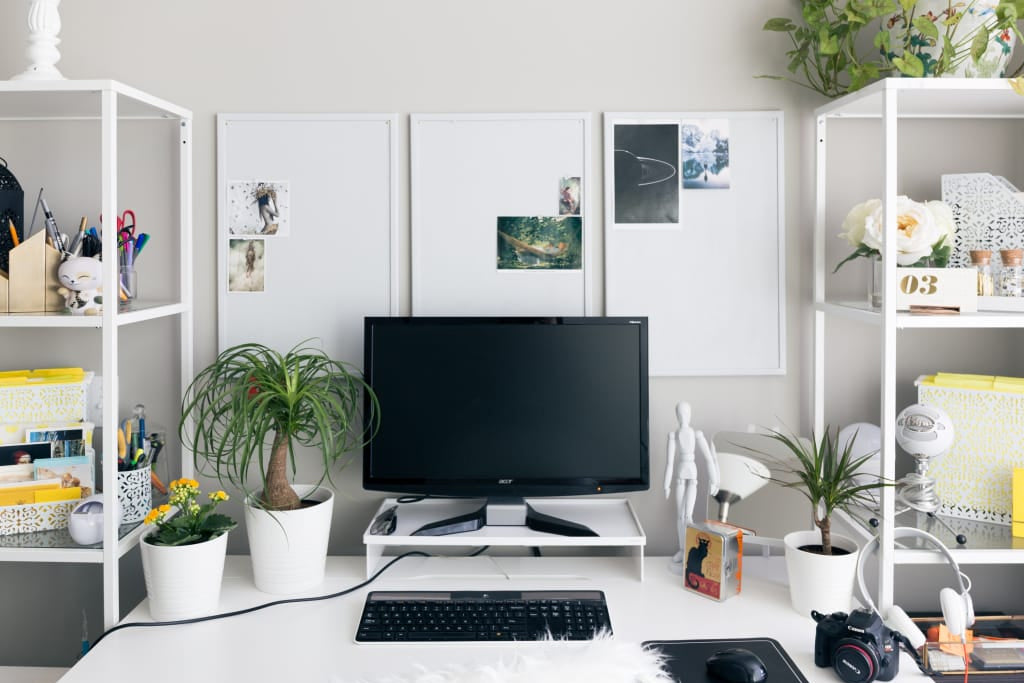 Small Hacks to Going Greener at the Office