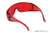 Sleep Savior™ Fit-Over Eyewear Red Night Glasses