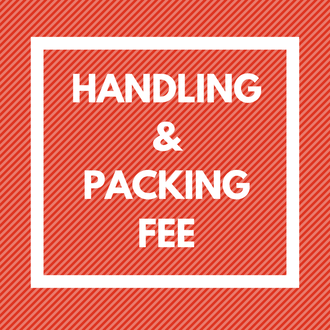 Handling Fee (up to 3 items)