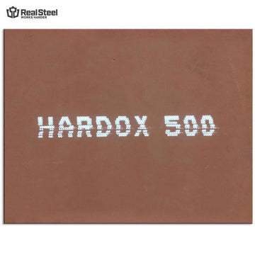 Hardox 500 Handy Sheet - 10mm 2500 x 1200