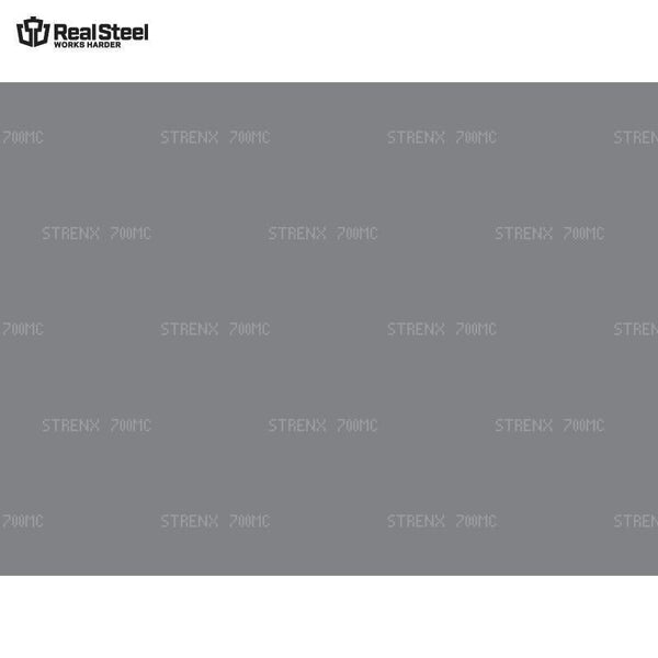 Strenx 700 MC Plus Handy Sheet - 5mm 3000 x 1500