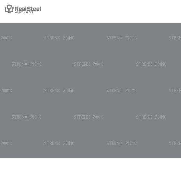 Strenx 700 MC Plus Handy Sheet - 6mm 2500 x 1500