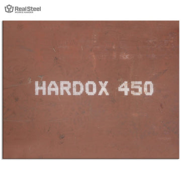 Hardox 450 Handy Sheet - 10mm 2500 x 1200