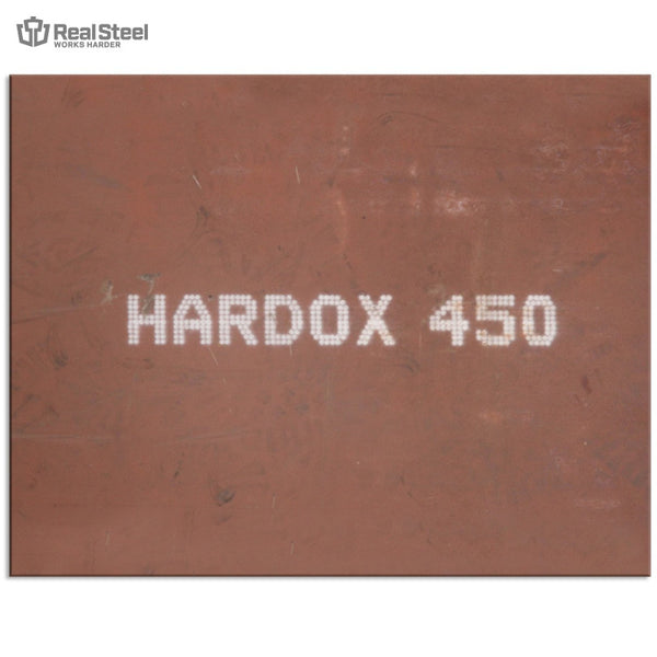 Hardox 450 Handy Sheet - 6mm 2500 x 1200