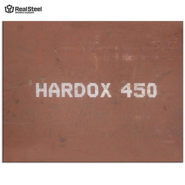 Hardox 450 Handy Sheet - 32mm 2500 x 1200