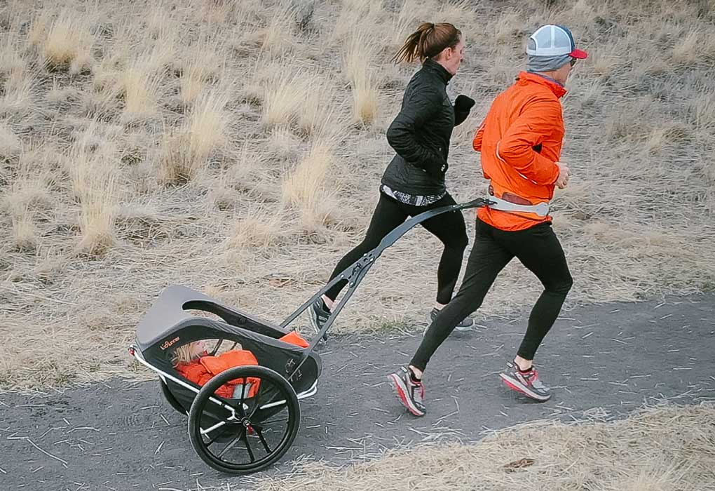 Kidrunner | Performance Strollers & Trailers for Runners, Skiers and  Cyclists