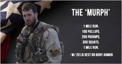 The Murph Work Out