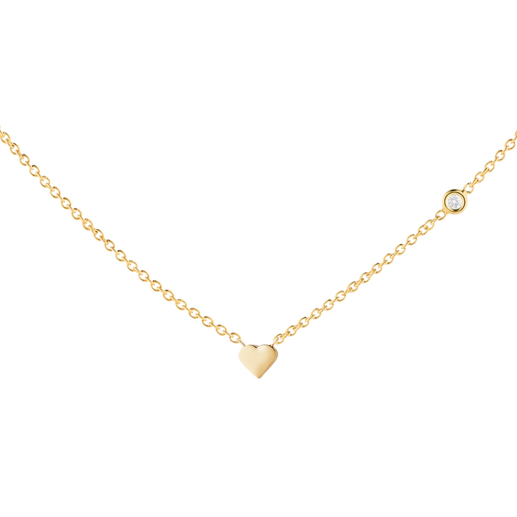 Perfect Heart Necklace - The Jewelry Republic