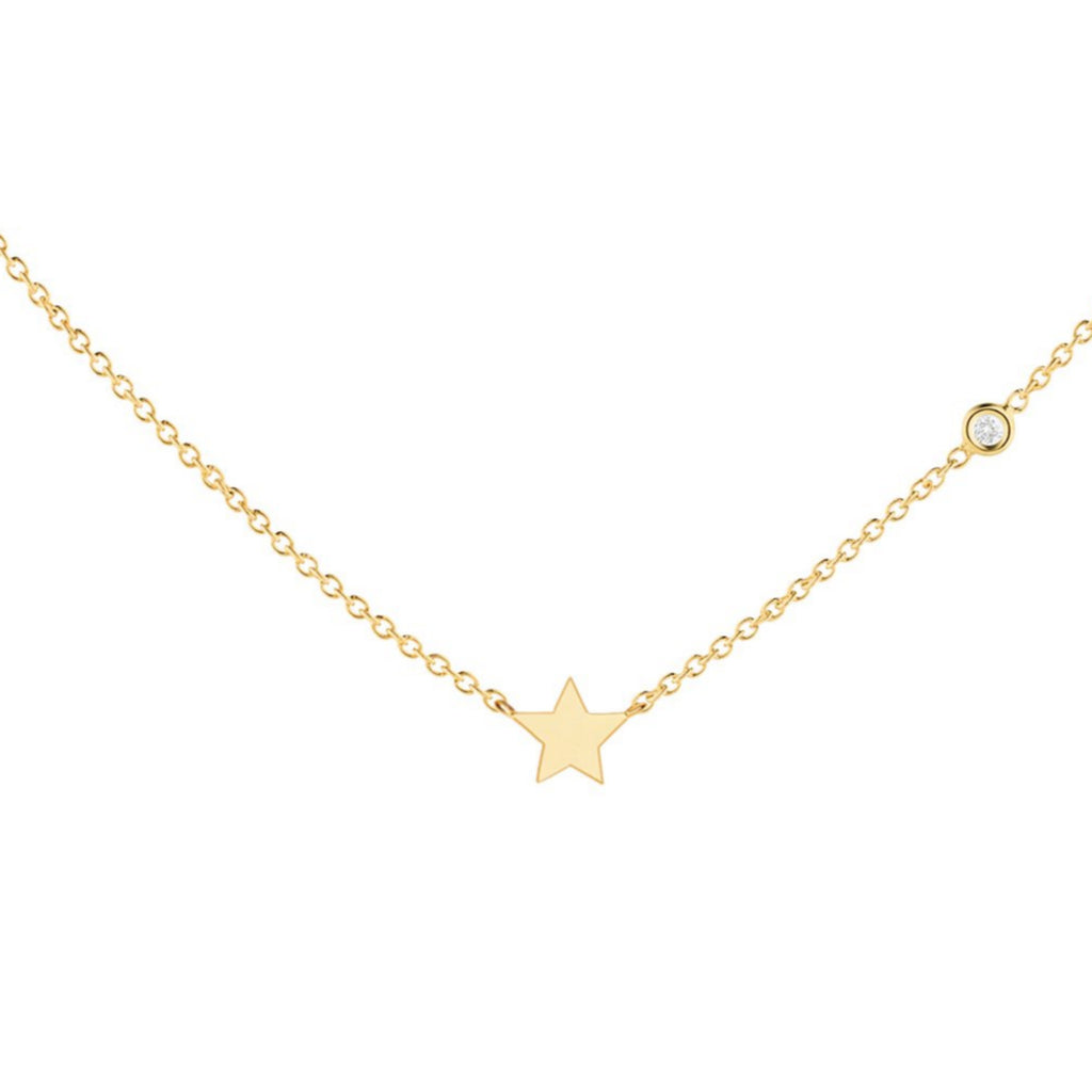 Star Necklace - The Jewelry Republic