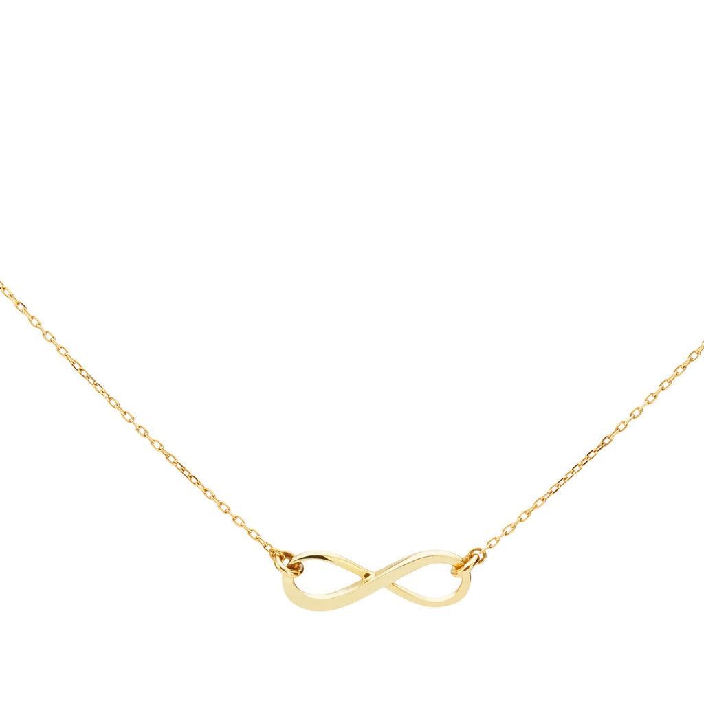 Infinity Necklace - The Jewelry Republic