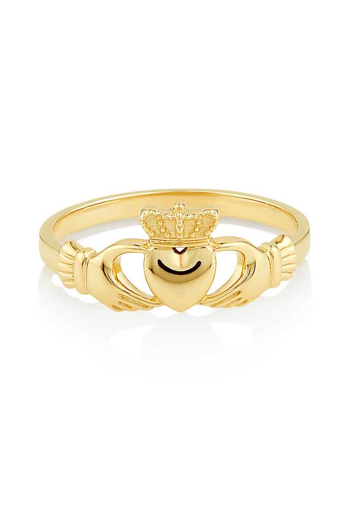 Irish Claddagh (for her) - The Jewelry Republic
