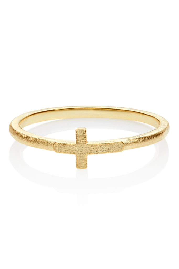 Subtle Cross - The Jewelry Republic