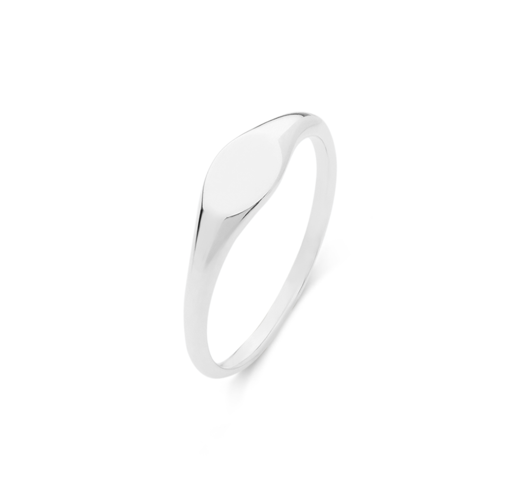 Women's Signet Ring - The Jewelry Republic