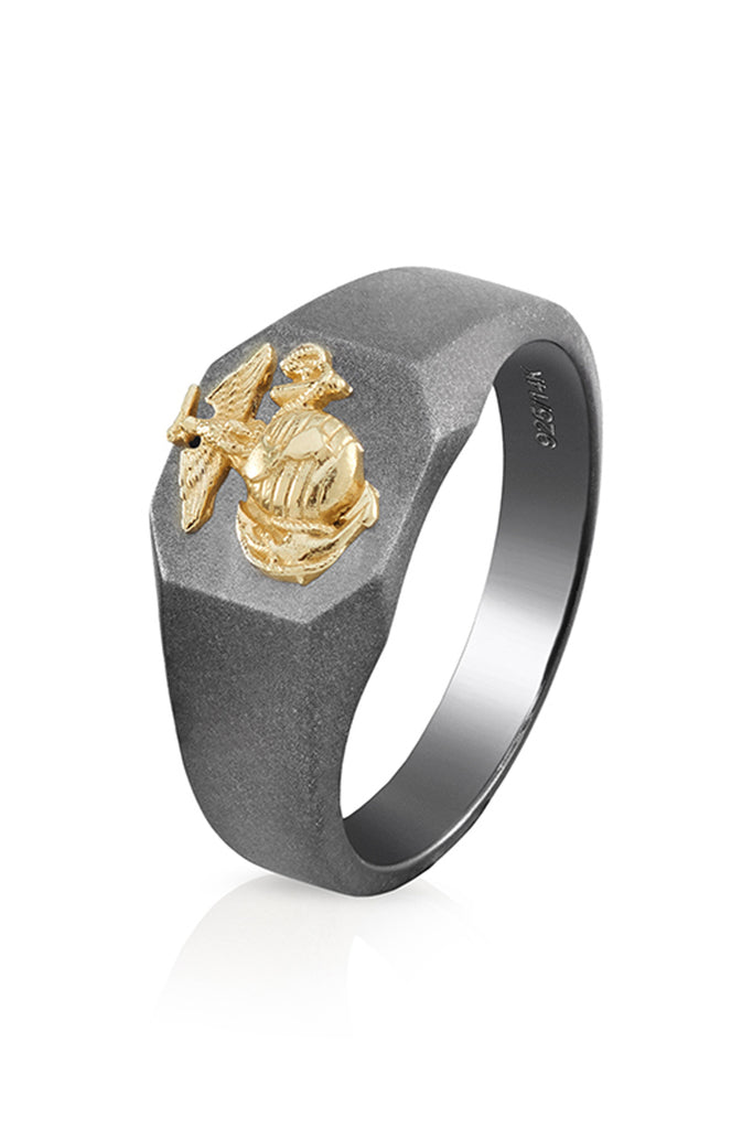 Stone Radiant - EGA Signet - The Jewelry Republic