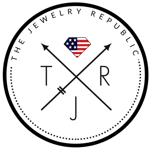 Customizable Gold Badge - The Jewelry Republic