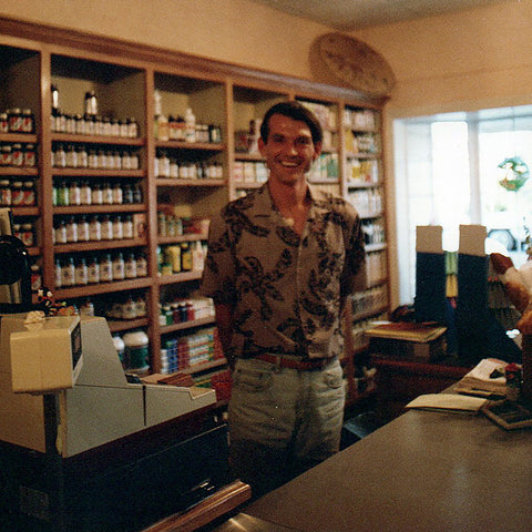 My father built Crystalwood Natural Foods in Point Arena CA. It's where I started to learn about supplements, vitamins, and the importance of health