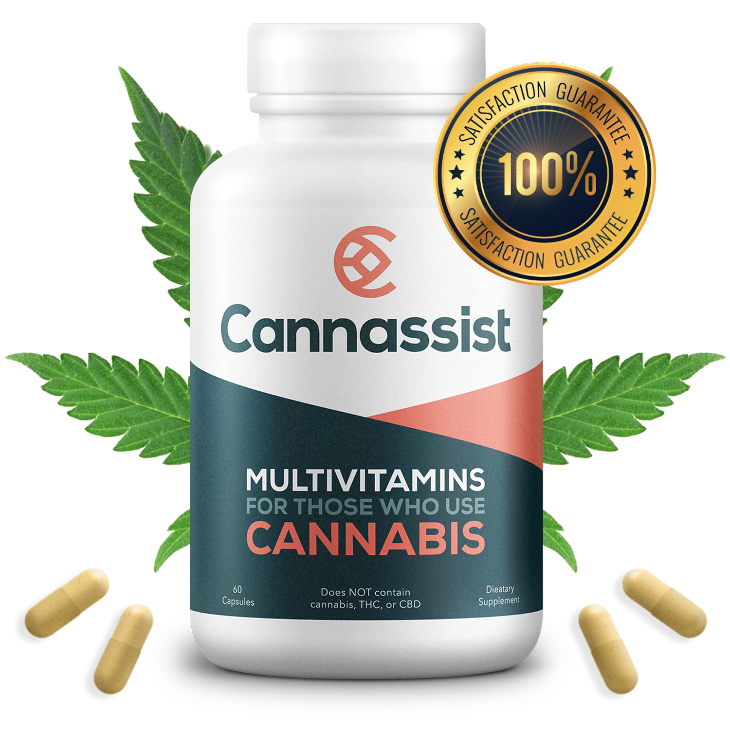 Cannassist Multivitamins