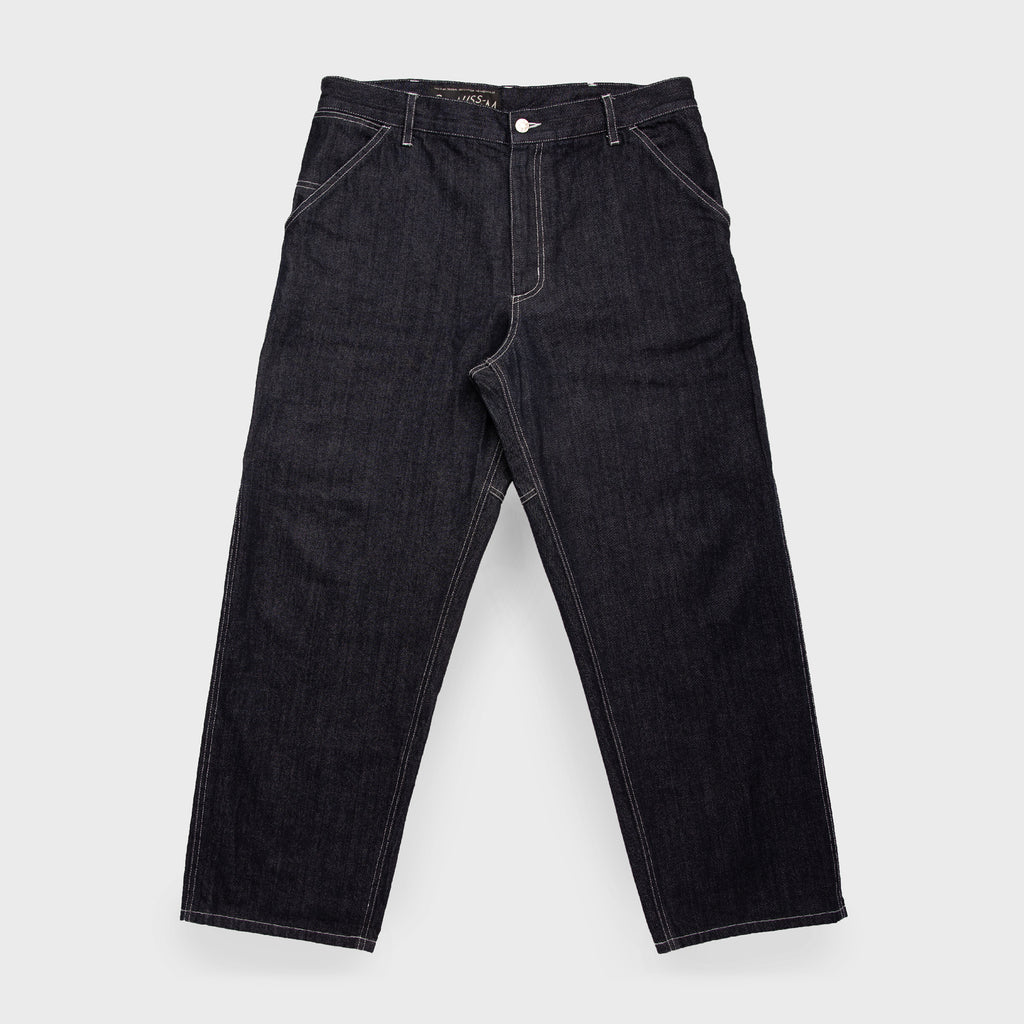 The Denim Carpenter - Strauss-Malcolm Unisex Made in the USA Limited Edition brand, Roughwear - Designer clothes and accessories, Strauss-Malcolm - Strauss-Malcolm