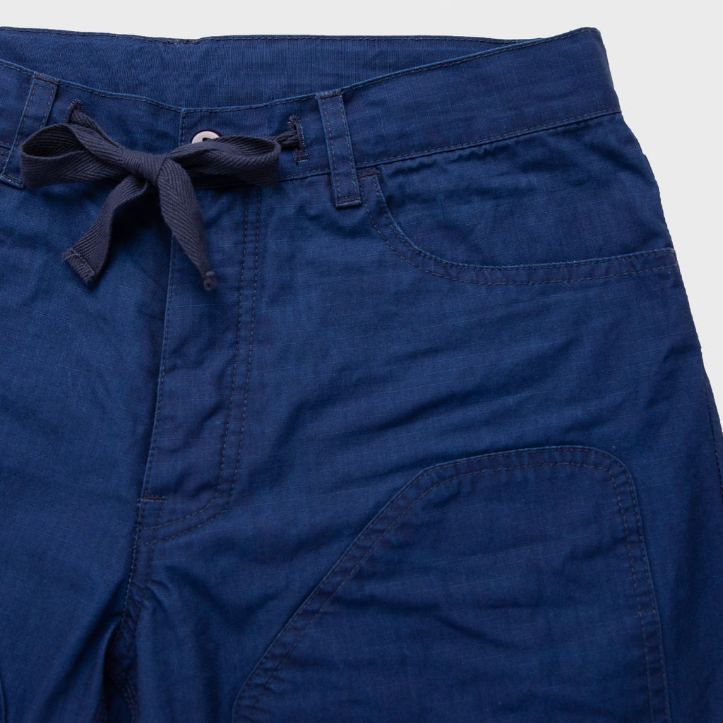 Japanese Indigo Workman Jogger - Strauss-Malcolm Unisex Made in the USA Limited Edition brand, Roughwear - Designer clothes and accessories, Strauss-Malcolm - Strauss-Malcolm