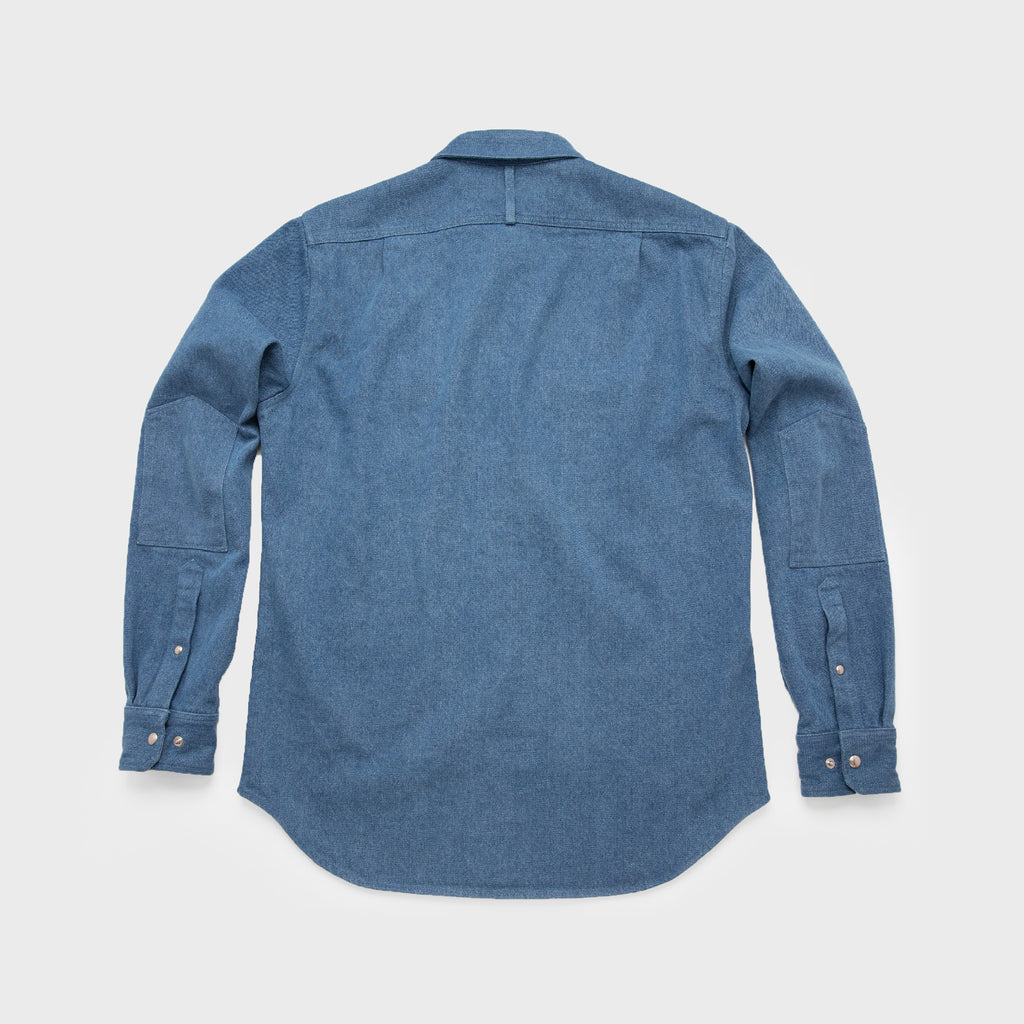 Moms Snap Work Shirt - Strauss-Malcolm