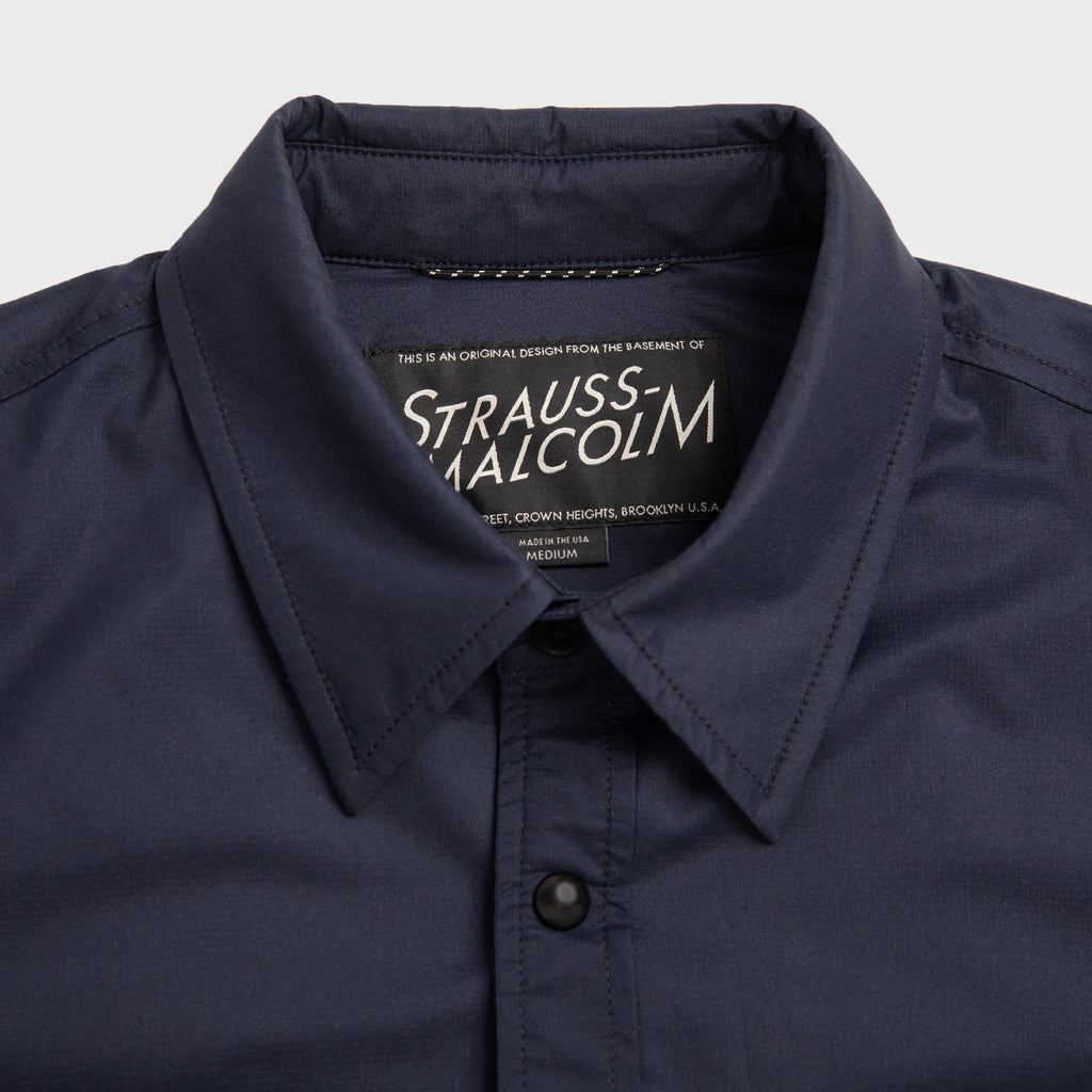 Thermal Stretch Jirt - Strauss-Malcolm Unisex Made in the USA Limited Edition brand, Outerwear - Designer clothes and accessories, Strauss-Malcolm - Strauss-Malcolm