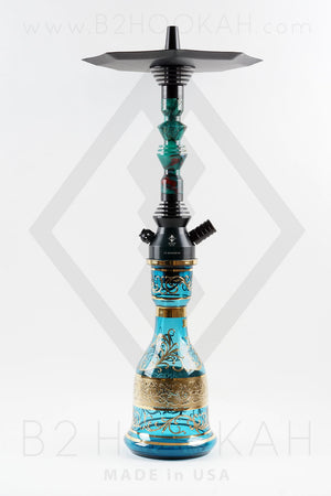 B2 Hookah ® Precious cut Collection