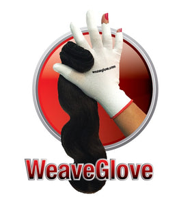 weave glove,sew-in-glove