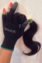 Load image into Gallery viewer, 2 IN 1  Sew-in-glove/ Heat Resistant. Includes: 2 Sew -In- Gloves , Needle and Thread - Sew-in-glove