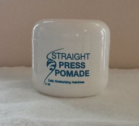 Straight Press Pomade - Sew-in-glove