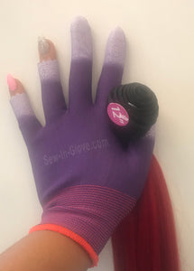 One  Pack  Purple Glove