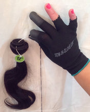 2 IN 1  Sew-in-glove/ Heat Resistant. Includes: 1Sew-in-Glove Single ,1Needle and  1Thread - Sew-in-glove