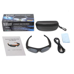1080P HD Video Recorder Sunglasses