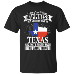 Happiness Is In Texas