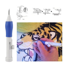 MAGIC DIY EMBROIDERY PEN SET