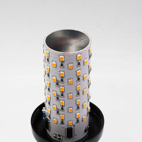 (New Model) LED Lamp with Flame Effect