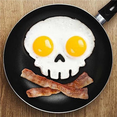 Skull Egg Mold - Non-stick