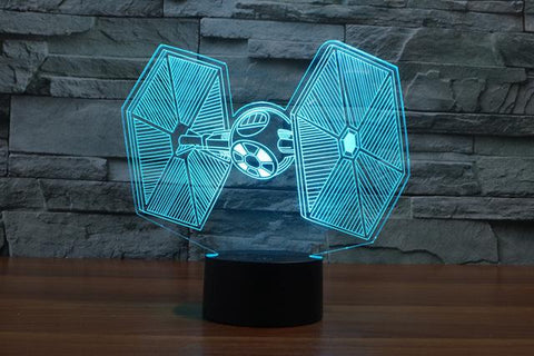 Star Wars 3D LED Lamp