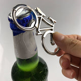 Bike Shaped Bottle Opener - Drafters Cycle Store