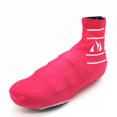 Red Dust-Proof Overshoe