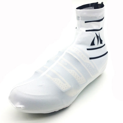 White Dust-Proof Overshoe