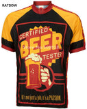 Certified Beer Tester Jersey (quirky)