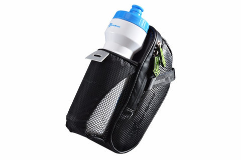 Saddle Bag With Water Bottle Pocket - Drafters Cycle Store