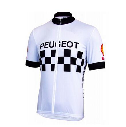 Peugeot Shell Retro Short Sleeve Jersey