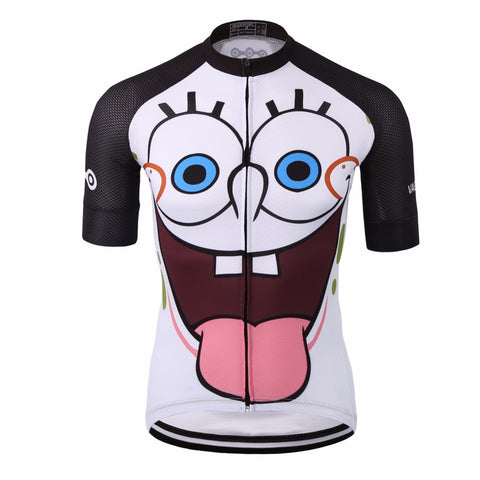 Spongebob Racing Jersey (quirky)