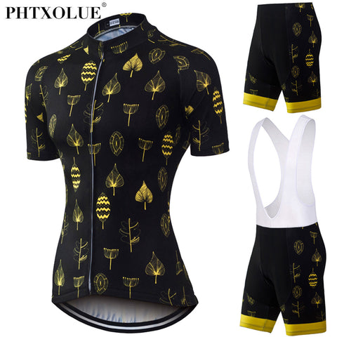 Phtxolue Womens Outdoors Jersey & Bibs/Shorts - 3 Colour Options - Drafters Cycle Store