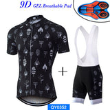 Phtxolue Trees Jersey & Shorts - 3 Colour Options - Drafters Cycle Store
