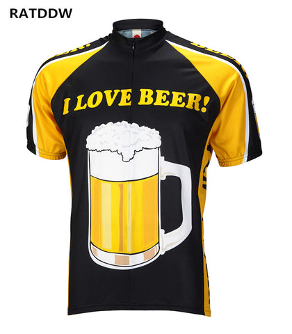 I Love Beer Jersey (quirky)