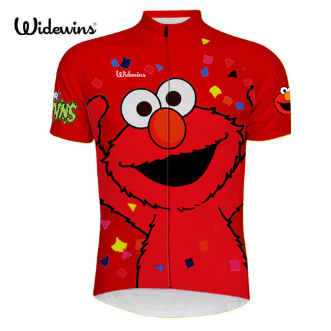 Elmo Celebration Sesame Street Red Jersey (quirky)