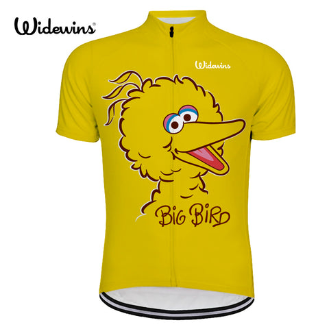 Big Bird Sesame Street Jersey (quirky)